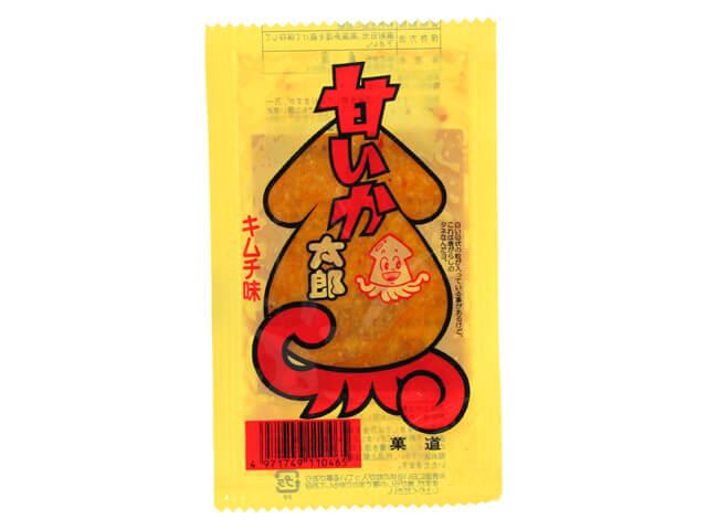 甘いか太郎キムチ味